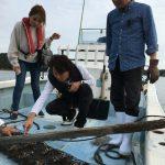SA限定フォローアップ研修「養殖場と真珠貝供養祭参加」in志摩の感想
