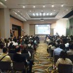 6月23日香港ジュエリーショーにて真珠セミナーを開催いたしました