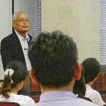 真珠新聞にて「赤松先生の真珠講座」の様子をご紹介いただきました
