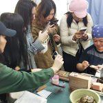 長崎県訪問 若手養殖業者による高品質真珠生産体制構築に向けた合同研修会の様子をレポート
